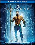 Aquaman (HDUV) (BD) 2018 Movie $15