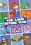 The Land Before Time: The Complete Collection (14-Film DVD Box Set) $17 (orig. $60)