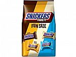Chocolate Candy Bars: Snickers, Reese's, Milky Way from $5 (Up to 70% Off)