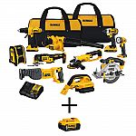 DeWalt Power Tools and Accessories Up to 55% Off + Free Shipping
