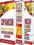 Language Learning University Kindle eBooks (Spanish, German, Frence & More) Free