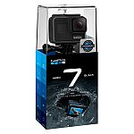 GoPro HERO7 Black Waterproof Digital Action Camera with Touch Screen $293