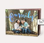 "Walgreens 5"" x 7"" 20-Page Soft Cover Photo Book  Free"