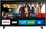 "55"" Insignia 4K UHD HDR Fire TV Edition Smart TV $250"