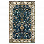 Anatole Deep Blue/Ivory 2 ft. x 3 ft. Area Rug $11.75 (80% Off) & More
