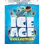 Ice Age 5 Movie Collection (Blu-ray + Digital HD) $19.96