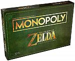 Monopoly Legend of Zelda Collectors Edition Board Game $17.49 & More Up to 60% Off