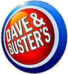 Dave & Buster's All-Day Gaming Package for TWO for $20