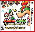 Mario and Luigi: Bower's Inside Story 3DS $30