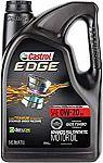 Castrol EDGE 0W-20 Advanced Full Synthetic Motor Oil, 5 Quart $19.98