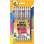 BIC Xtra Mechanical Pencils Pack of 24 $0.80 & More + Free Shipping