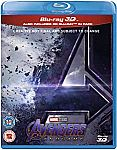 Avengers: Endgame Pre-Order [region free - 3D Blu-ray] $23, Blu-Ray $18 Shipped