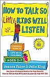 How to Talk so Little Kids Will Listen (Paperback Book) $7 (Org $17)