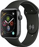 Apple Watch Series 4 (GPS) 40mm $349, 44mm $379 & More