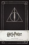 Harry Potter Deathly Hallows Hardcover Ruled Journal $8 (orig. $19)