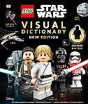 LEGO Star Wars Visual Dictionary New Edition : With exclusive Finn minifigure $9.30