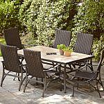 (Today Only) Patio Furnitures Up to 40% Off + Free Shipping
