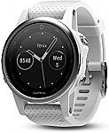 Garmin Fenix 5S - Silver with Black Band $350 (Org $500)