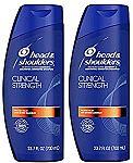 2-Pack Head and Shoulders Anti Dandruff 23.7 fl oz Shampoo $13 and more