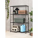 TRINITY PRO 4 Tier Garage Shelving Unit $84 (Org $130) & More + Free Shipping