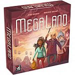 Megaland Board Game $11.49