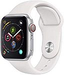 Apple Watch Series 4 (GPS + Cellular, 44mm) $475, 40mm (GPS + Cellular) $425 (Save $75)