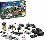 LEGO City Cargo Train 60198 with Remote Control $151 (35% Off)