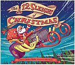 The 12 Sleighs of Christmas (Hardcover) $2.93 (Org $17)
