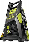Sun Joe SPX3500 2300-PSI 1.48 GPM Brushless Induction Electric Pressure Washer $123 (orig. $245)