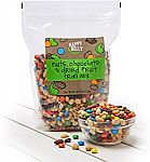 Amazon Brand - 48-oz Happy Belly Nuts, Chocolate & Dried Fruit Trail Mix $7 & More (Select Accounts)