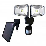 Nature Power Motion Sensing Outdoor Solar LED Security Light $28 (65% Off) & More + Free Shipping