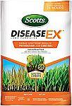 10 LB Scotts DiseaseEx Lawn Fungicide $11