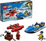 LEGO City Wild River Escape 60176 Building Kit (126 Piece) $12 (org $20)