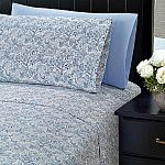 Charisma Microfiber 6-piece Sheet Sets $27 + Free Shipping