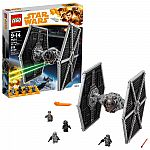 LEGO Star Wars Imperial TIE Fighter 75211 Building Kit (519 Piece) $45, LEGO City Mining Experts Site 60188 Building Kit (883 Piece) $65