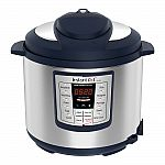 Instant Pot Lux 1000W Electric Pressure Cooker with Accessories $49.95