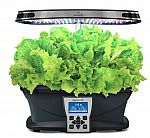 AeroGarden Ultra (LED) with Gourmet Herb Seed Pod Kit $120