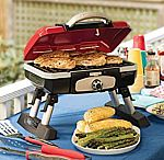 Cuisinart CGG-180T Petit Gourmet Portable Tabletop Gas Grill $68 (org $150) & More + Free Shipping