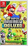 New Super Mario Bros. U Deluxe - Nintendo Switch $45