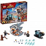 LEGO Marvel Super Heroes Avengers: Infinity War Thor's Weapon Quest $13
