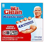9-Ct Mr. Clean Magic Eraser Original Cleaning Pads with Durafoam $5