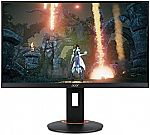 "Acer XF270HU Cbmiiprzx 27"" WQHD (2560 x 1440) TN Monitor with AMD FREESYNC Technology $279.99"