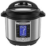 Instant Pot Ultra 10-in-1 Multi- Use Programmable Pressure Cooker 6 Qt $84, 3Qt $60