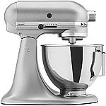 KitchenAid KSM85 4.5-Quart Mixer $160