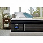 Sealy Posturepedic Response Premium Warrenville IV Cushion Firm Pillow Top Mattress $669 and more