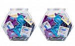 2-Pack of 144-ct. Durex Condom Fish Bowl Natural Latex Condoms $40 (Save $30)