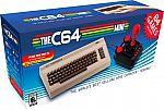 The C64 Mini Retro Commodore 64 Gaming Console $30 (Org $80)