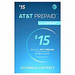 Prepaid Airtime Phone Refill Cards: Cricket, Verizon, AT&T, TracFone & More Buy 1 Get 2nd 20% Off