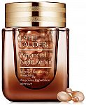 Estee Lauder Advanced Night Repair Intensive Recovery Ampoules (60 Capsules) $57.50 (50% Off) with Moisturizer Purchase + Free Gift