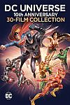 DC Universe 10th Anniversary Collection [Digital HD] $89.99